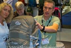 Rin von Lowe Alpine erklaert