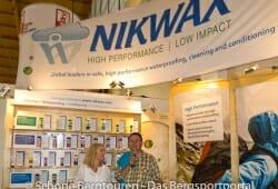 Nick Brown von Nikwax