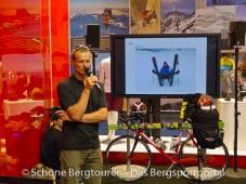 Outdoor 2012 Friedrichshafen - PrimaLoft Expedition Austria-Iran