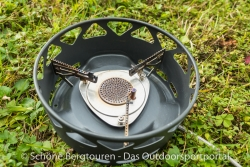 Primus PrimeTech Stove Set 1.3L - Windschutz mit Brenner