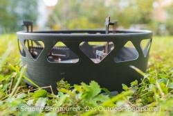 Primus PrimeTech Stove Set 1.3L - Ausklappbare Arme