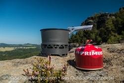 Primus PrimeTech Stove Set - Elbsandsteingebirge