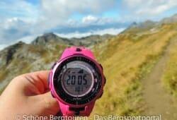 Pro Trek PRW-3000 - Deutschland - Allgaeuer Alpen1
