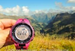 Pro Trek PRW-3000 - Deutschland - Allgaeuer Alpen2