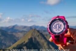 Pro Trek PRW-3000 - Deutschland - Allgaeuer Alpen5