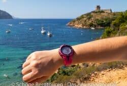 Pro Trek PRW-3000 - Korsika - Bucht von Girolata