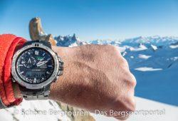 Pro Trek PRW-6000 - Frankreich - Mont Blanc Massiv - Aguille du Midi.jpg