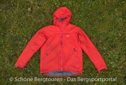 Rab Generator Alpine Jacket - Vorderansicht