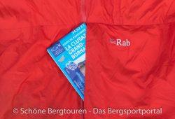 Rab Generator Alpine Jacket - Brusttasche