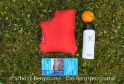 Rab Generator Alpine Jacket - Integrierter Packsack