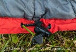 Rab Generator Alpine Jacket - Kordelzug im Saum