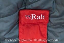 Rab Generator Alpine Jacket - Klettverschluss fuer Kapuze