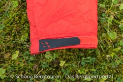 Rab Generator Alpine Jacket - Klettverschluss an Aermel