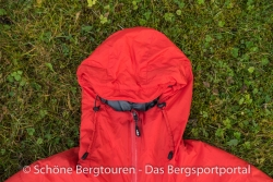 Rab Generator Alpine Jacket - Kapuze