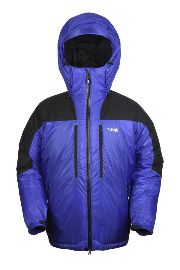 Rab Photon Belay Jacket - Electric Blue