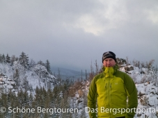 Rab Stretch Neo Jacket - Auf den Leistenklippen
