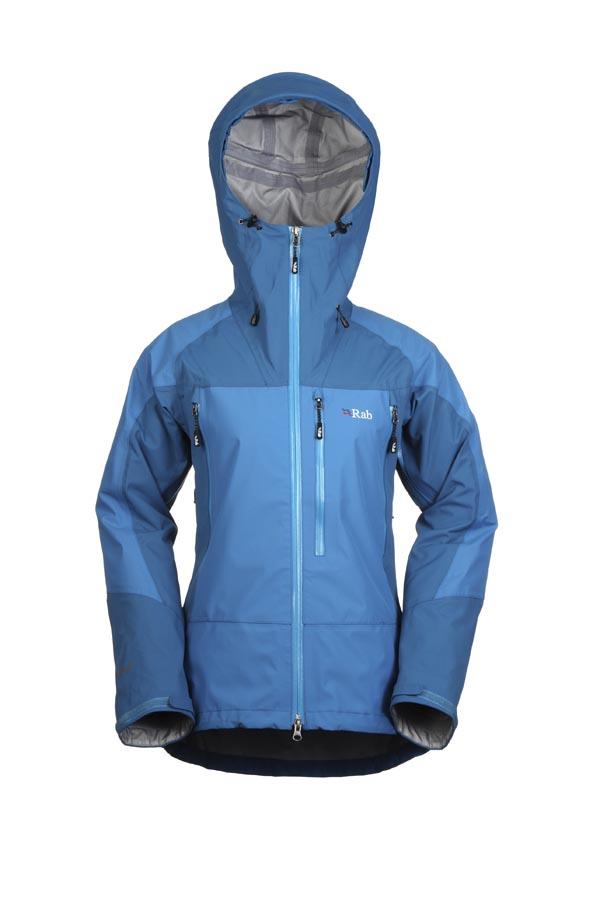 Rab - Womens Latok Jacket - Turquoise