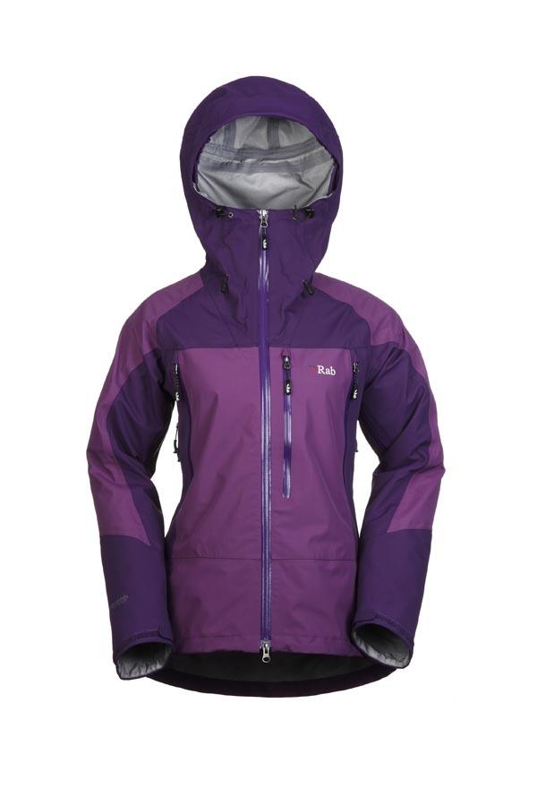 Rab - Womens Latok Jacket - Violet