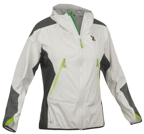 Salewa - Kompire PTX 2,5L M Jacket - Snow