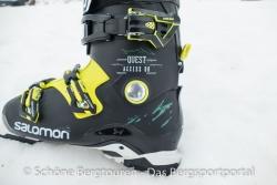 Salomon Quest Access 90 Skischuhe - 24 mm Oversized Pivot-Achse