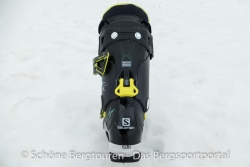 Salomon Quest Access 90 Skischuhe - Ride und Hike-Technologie