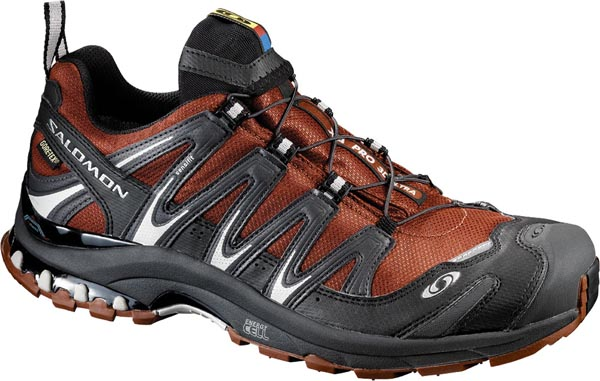 Salomon XA Pro 3D Ultra GTX - Deep Red-Asphalt-Black