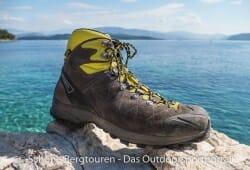 Scarpa Kailash Trek GTX - Mittelmeer