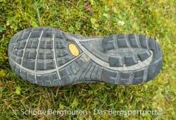 Scarpa R-Evo GTX Trekkingschuhe - Laufsohle