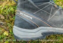Scarpa R-Evo GTX Trekkingschuhe - Fersenansicht