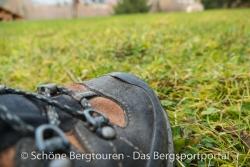 Scarpa R-Evo GTX Trekkingschuhe - Geroellschutzkappe