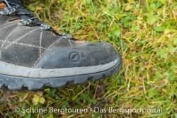 Scarpa R-Evo GTX Trekkingschuhe - Fussballenansicht