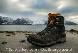 Scarpa R-Evo GTX Trekkingschuhe - Spitzbergen