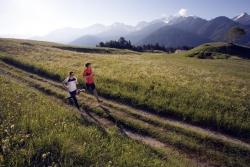 Schlosshotel Fiss - Trailrunning