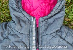 Sherpa Adventure Gear Annapurna Jacket - Windabdeckleiste