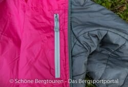 Sherpa Adventure Gear Annapurna Jacket - Innentasche
