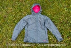 Sherpa Adventure Gear Annapurna Jacket - Vorderansicht