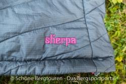 Sherpa Adventure Gear Annapurna Jacket - Sherpa Logo