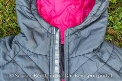 Sherpa Adventure Gear Annapurna Jacket - Windabdeckleiste