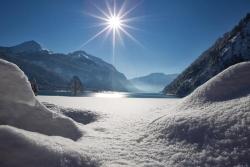 Achensee - Im Winter