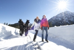 Achensee - Winterwandern