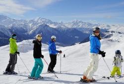Aletsch Arena - Skifamilie