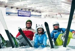 Alpincenter Bottrop - Familie