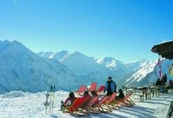Bach - Joechelspitze - Winterpanorama geniessen
