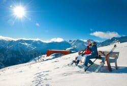 Gasteinertal - Bergpanorama