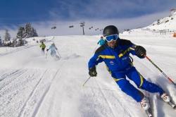 Gasteinertal - Ski fahren auf der Schlossalm