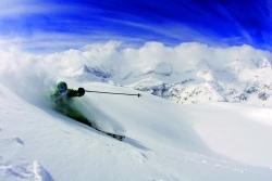 Gasteinertal - Tiefschnee fahren in Sportgastein