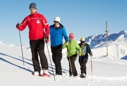 Bellwald - Schneeschuhwandern
