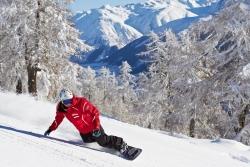 Bellwald - Snowboarder