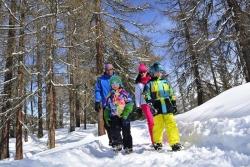 Bellwald - Winterwandern