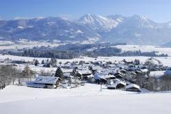Hoernerdorf Bolsterlang - Bolsterlang im Winter